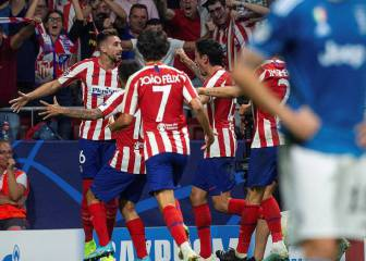 Herrera header earns point as Atleti fight back against Juve