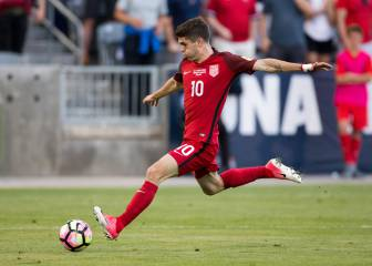 Christian Pulisic sets record for involvement rate with USMNT
