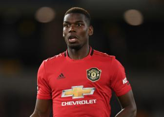 Pogba contract a priority for Man United