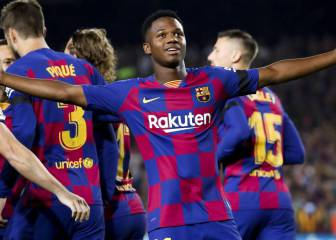 Ansu Fati set for U-17 World Cup as Barça starlet secures Spain passport