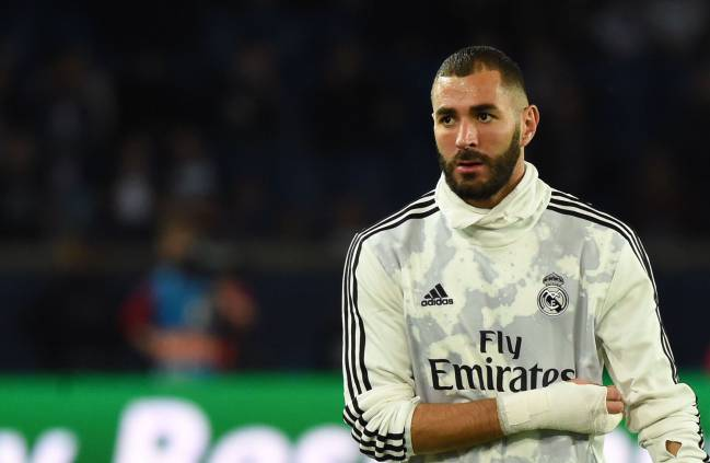 the latest 4c2fb 4991b Real Madrid | Karim Benzema goes missing on the big occasion ...