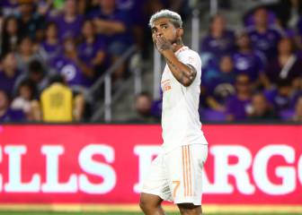 Newcastle United closely watching Atlanta's Josef Martinez