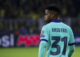 Barcelona braced for club versus country row over Fati