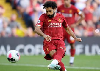 Lampard applauds Salah's rise after Chelsea disappointment