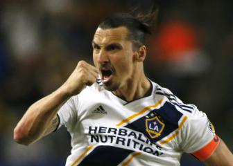 MLS Review: Ibrahimovic leads Galaxy as LAFC stutter again