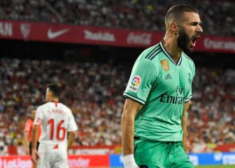 Real Madrid stall crisis talk with win over Sevilla