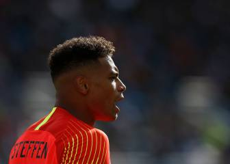 Zack Steffen, unbearable with Fortuna Düsseldorf