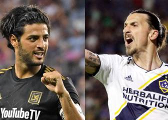 The Zlatan & Vela Golden Boot race promises to be epic