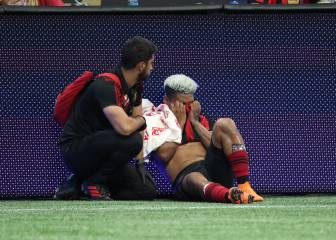 Josef Martinez could be back in time for MLS playoffs
