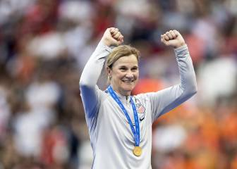 Jill Ellis named FIFA The Best coach of the year
