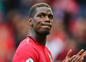 Pogba back for United ahead of Gunners clash