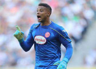 Zack Steffen in the Bundesliga Team of the Week