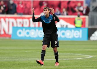 Chris Wondolowski sees first red card of 15-year career