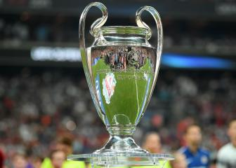 UEFA names 2021, 2022 and 2023 Champions League final venues