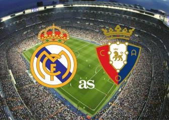 Real Madrid vs Osasuna: how and where to watch