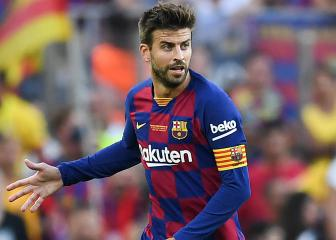 Piqué doesn't mince his words after Barça's laboured win