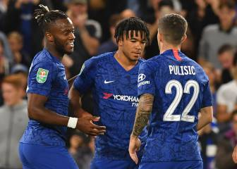 Pulisic fails to make an impression in Chelsea win