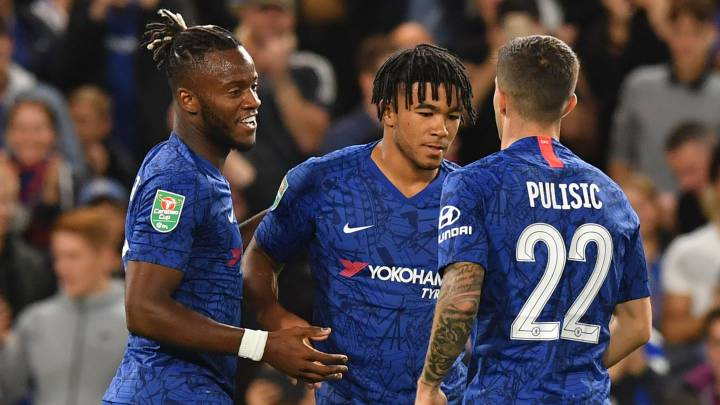 Pulisic fails to make an impression in Chelsea win - AS.com