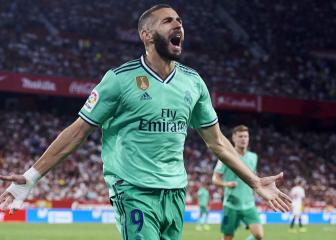 Benzema is Karim of the crop after Real Madrid renaissance
