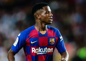 Ansu Fati and Leo Messi miss Getafe trip