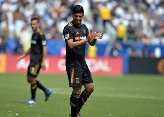 Carlos Vela stars on FIFA 20 MVP edition front cover
