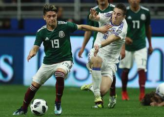 Jonathan Gonzalez doesn't regret choosing Mexico over USA