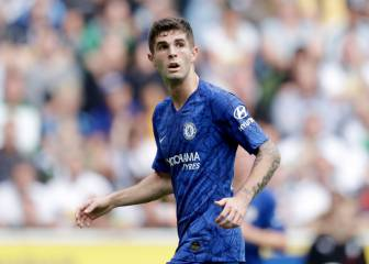 Fans urge Lampard to start Pulisic after adaptation remarks
