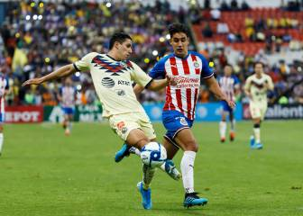 America sank Fernando Tena in his debut with Chivas