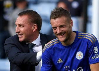 Vardy Party! Foxes star officially Premier League's hottest striker