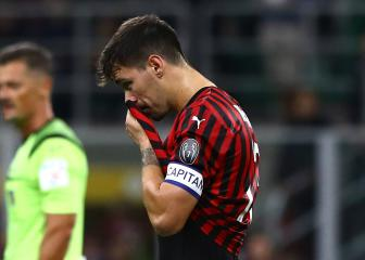 AC Milan suffer their worst league start in eight decades