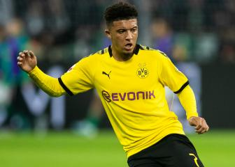 Sancho unlikely to stay long at Dortmund, hints Zorc