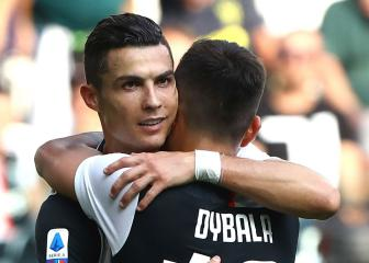 Sarri apprehensive to start Ronaldo, Dybala, Higuaín together