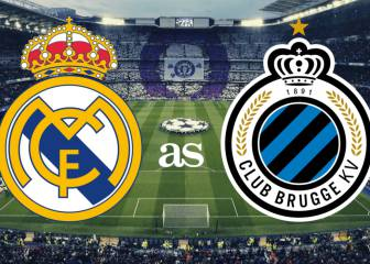 Real Madrid vs Club Brugge: how and where to watch