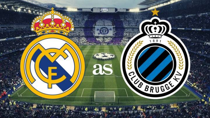 Real Madrid Vs Club Brugge How And Where To Watch AS com