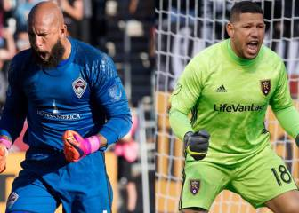 Tim Howard & Nick Rimando bid farewell to an MLS career