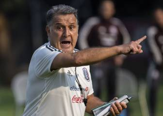 MLS is a platform to Europe - Tata Martino