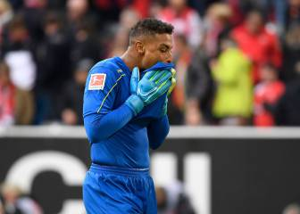 Zack Steffen shows he is Manchester City material