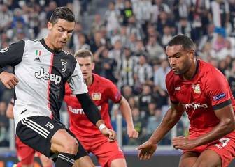 Cristiano adds gloss as Juve ease to win over Bayer
