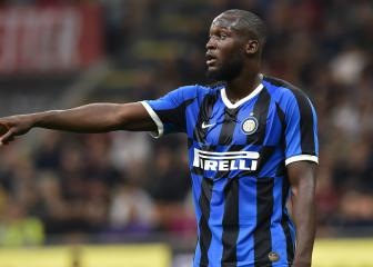 Inter without injured Lukaku for Barcelona clash