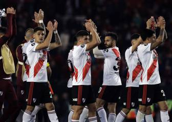 River Plate one step closer to retaining Libertadores title