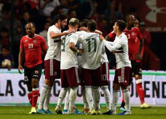 Mexico beat Trinidad ahead of Nations League debut