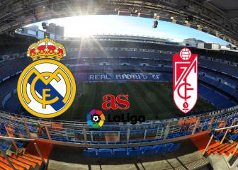 Real Madrid vs Granada: how and where to watch