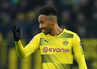 Aubameyang's poor choice of words in Watzke disagreement