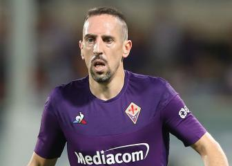 Fiorentina star Ribéry named Serie A MVP for September