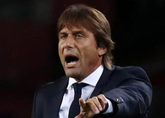 Inter boss Conte takes a swipe at 'ignorant' Juventus fans