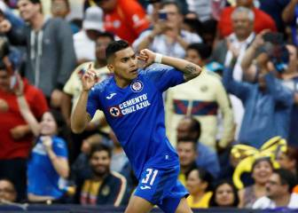 Cruz Azul sweep América aside
