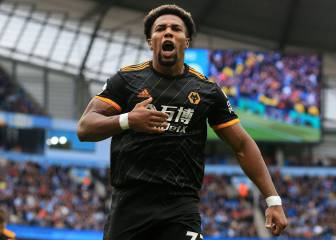 Wolves rock the Premier League with 0-2 win away at City