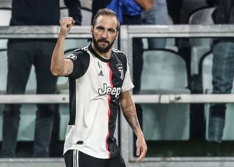 Late Higuain strike seals Derby d'Italia win for Juventus
