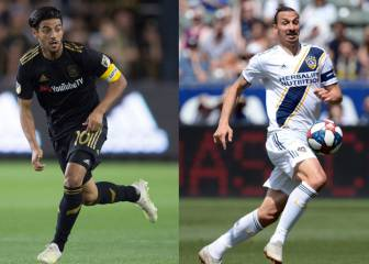 It's a two-man race, Carlos Vela vs Zlatan Ibrahimovic