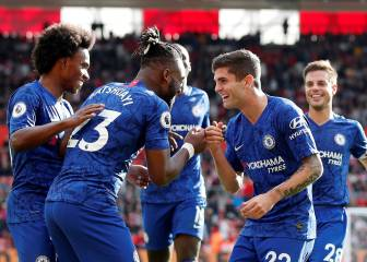 Pulisic leaves the unused sub status for Chelsea's assist leader